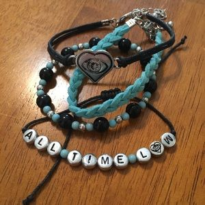 All Time Low Bracelet Bundle!